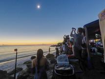 Luwuk, Banggai solar eclipse