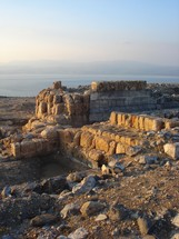 Ruins of Hippos, one of the Decapolis cites
