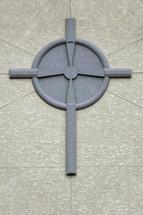 texture celtic cross