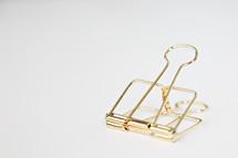gold clip