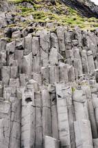 unique rock texture background