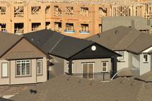 urban house construction
