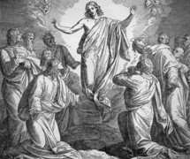 The Ascension, Luke 24:50-52