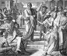 Paul Teaches in Athens, Acts 17:16-31