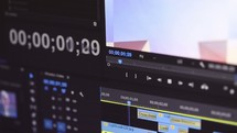 Seamless loop video editing perfect for church websites
