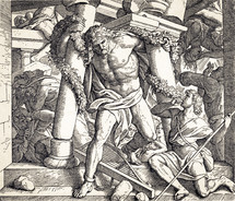 Samson's Revenge and Death, Judges 16:23-30