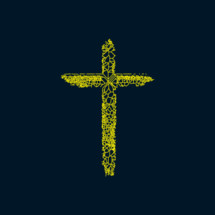 crackling cross