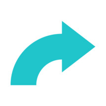 Arrow sign undo, left, right, down, up icon. Graphic element for design saved as an vector illustration in file format EPS