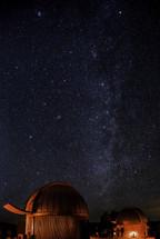 Two Telescopes McDonald Observatory