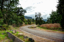 rural road in Wollondilly Station