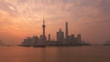 Shanghai, China - Timelapse