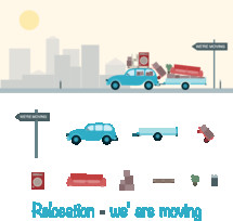 Relocation - we are moving