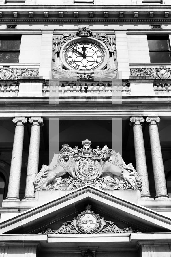 ornate clock tower
