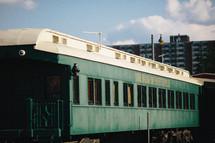 train car