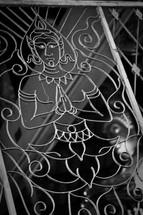 Iron Budda