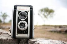 Vintage Camera Adventure