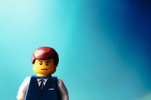 Mr. Lego Business Man