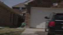 passing by neighborhood houses
