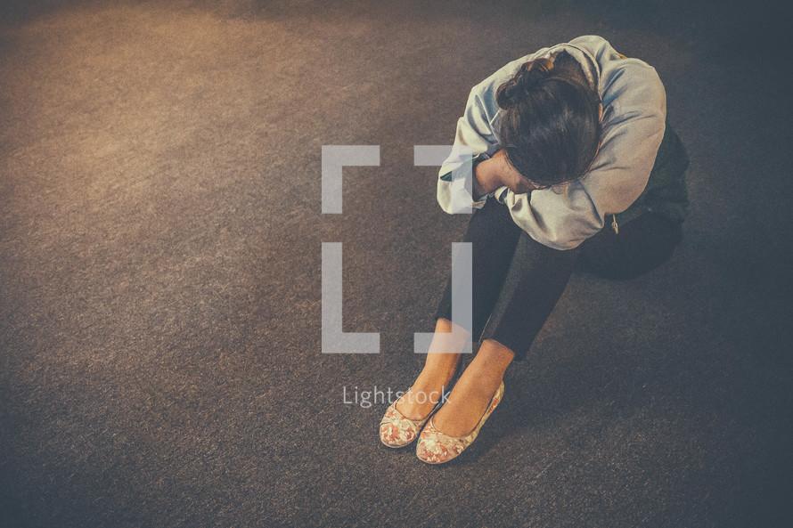 Prayerful youth