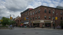 Front and Church Street East