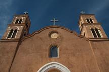 spanish style church