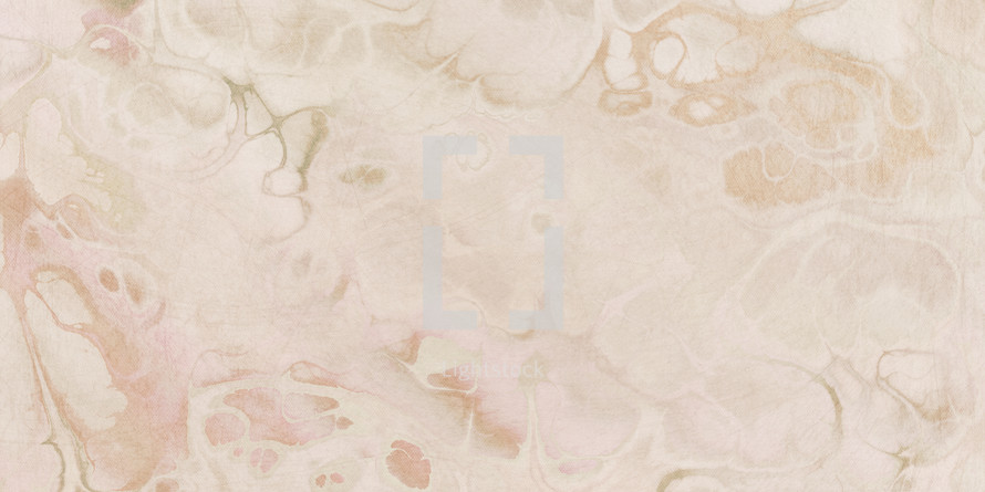 rose beige marbled and scratched background