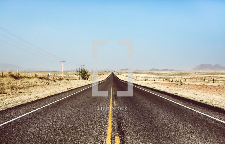 THe long road ahead.