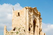 archeological site in Jordan