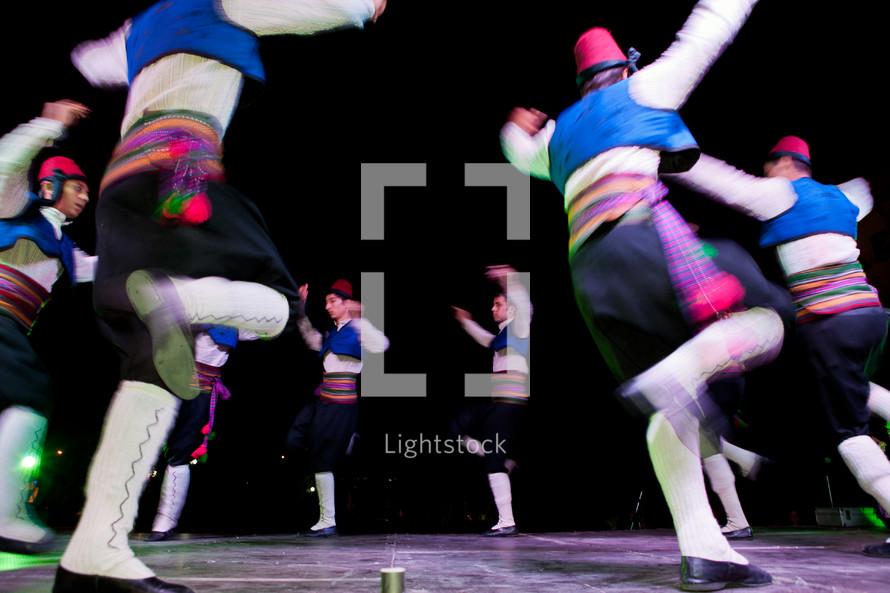 Turkish folk dance, Muslim, southern Turkey