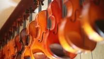 violin rack