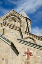 Church architecture.