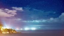 Puerto Vallarta shore time-lapse