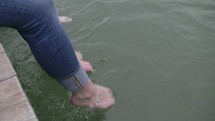 dipping your toes in the water