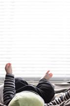 infants feet