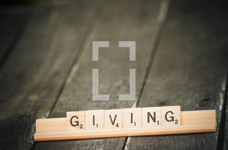 giving