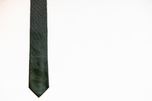 neck tie against a white background