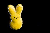 marshmallow Easter bunny peep
