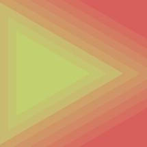 triangular background.