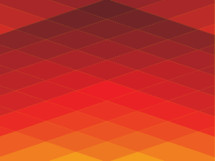 geometric red background