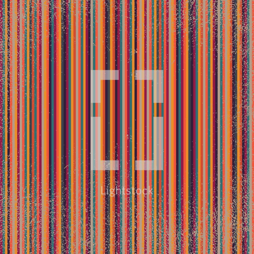 striped multicolored background