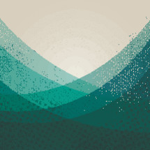 abstract textured wave illustration.