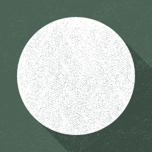 grunge circle shape background.