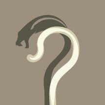 snake and staff