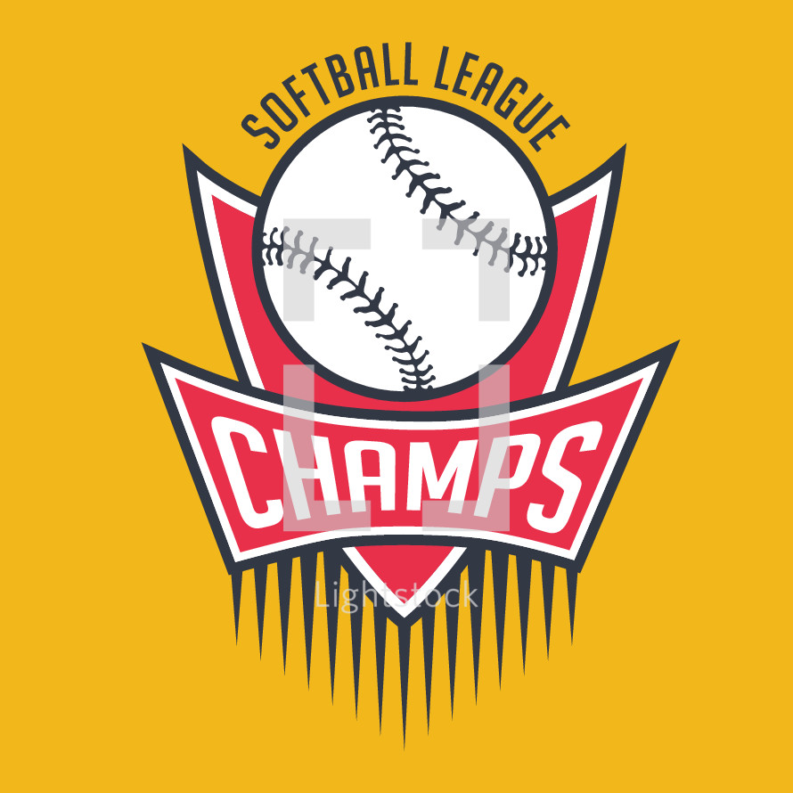 softball league champs