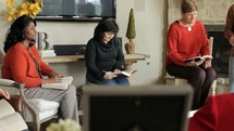 Adult small group Bible study