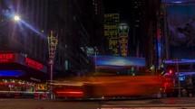 NYC Street Corner TIMELAPSE