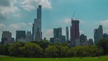 Central Park TIMELAPSE