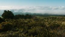 timelapse over Haleakala side