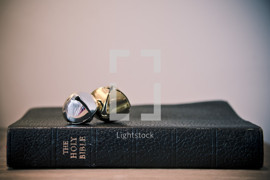 bells on a Bible