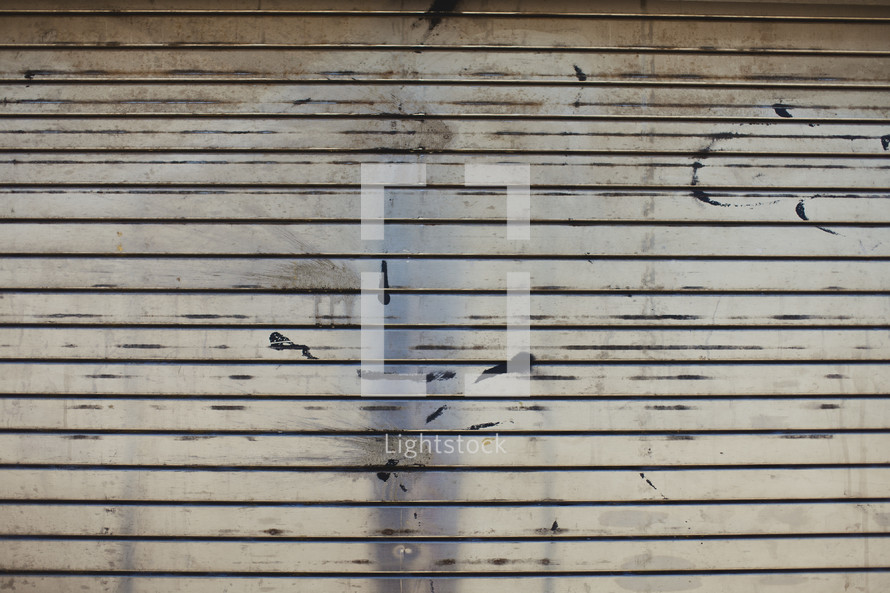 white texture - side of wood building - grunge
